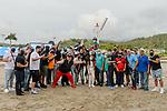 June 06, 2021: Consolador (PR) #1, ridden by jockey Edwin Castro wins the Clasico Copa Gobernador Stakes (Grade 1), the second leg of the Puerto Rican Triple Crown for trainer Jose D. Velez at at Hipódromo Camarero in Canóvanas, Puerto Rico on June 6, 2021 (Carlos Calo/Eclipse Sportswire/CSM)