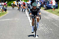 10th July 2021; Carcassonne, France;  SCHELLING Ide (NED) of BORA - HANSGROHE during stage 14 of the 108th edition of the 2021 Tour de France cycling race, a stage of 183,7 kms between Carcassonne and Quillan.