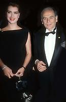 #BrookeShields #PierreCardin 1985<br /> Photo By Adam Scull/PHOTOlink.net