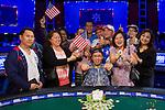 2016 WSOP Event #54: $888 Crazy Eights 8-Handed No-Limit Hold'em