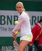 31-05-13, Tennis, France, Paris, Roland Garros, Arantxa Rus