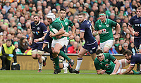Saturday 10th March 2018 |  Ireland vs Scotland<br /> <br /> Rory Best on the attack during the NatWest 6 Nations clash between Ireland and Scotland at the Aviva Stadium, Lansdowne Road, Dublin, Ireland. Photo by John Dickson / DICKSONDIGITAL