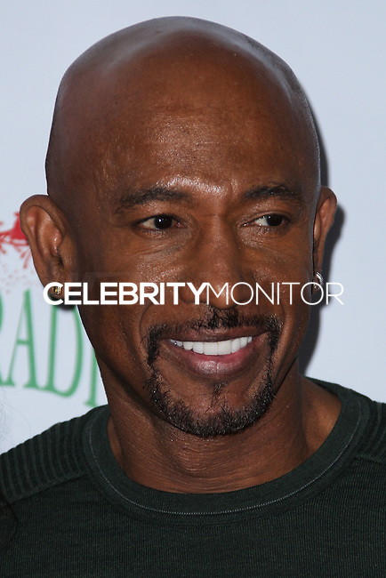 HOLLYWOOD, CA - DECEMBER 01: Montel Williams arriving at the 82nd Annual Hollywood Christmas Parade held at Hollywood Boulevard on December 1, 2013 in Hollywood, California. (Photo by Xavier Collin/Celebrity Monitor)