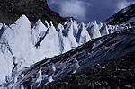 Seracs, East Rongbuk Glacier, Tibet