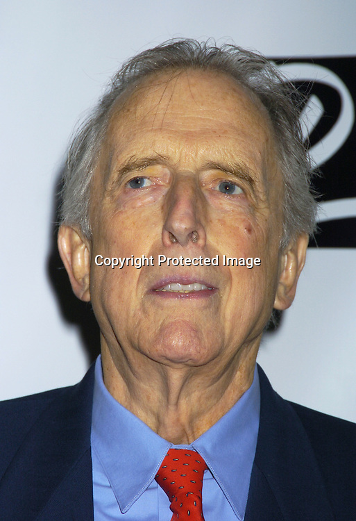 Fritz Weaver ..at the 71st Annual Drama League Awards Luncheon on ..May 13, 2005 at the Marriott Marquis Hotel. ..Photo by Robin Platzer, Twin Images