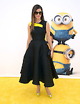 Sandra Bullock attends Universal Pictures L.A. Premiere of Minions held at The Shrine Auditorium  in Los Angeles, California on June 27,2015                                                                               © 2015 Hollywood Press Agency