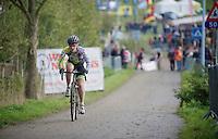 Koppenbergcross 2013<br /> Claire Beaumont (GBR)