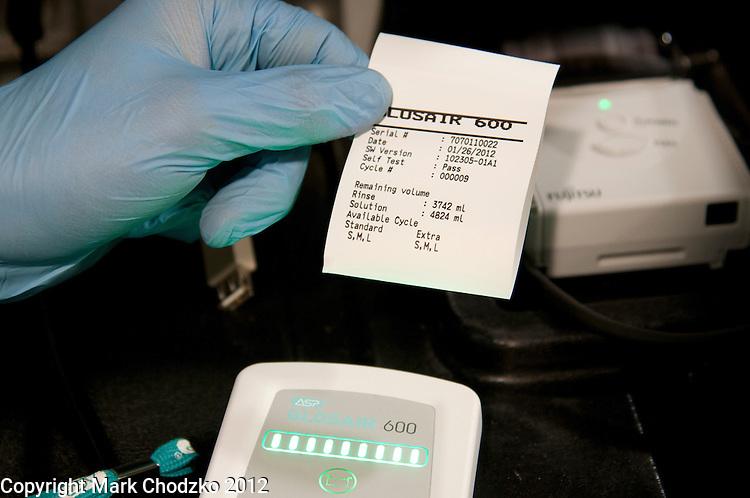 ASP medical sterilization products
