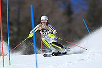 20th February 2021; Cortina d'Ampezzo, Italy; FIS Alpine World Ski Championships, Women's Slalom   Lena Duerr (GER)