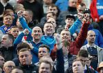 31.03.2019 Celtic v Rangers: Rangers fans