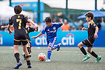 U-11 Cup Final - Chelsea Football Club v Tai Tam Tigers during the Juniors tournament of the HKFC Citi Soccer Sevens on 22 May 2016 in the Hong Kong Footbal Club, Hong Kong, China. Photo by Li Man Yuen / Power Sport Images