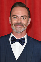 Daniel Brockelbank<br /> arriving for The British Soap Awards 2019 at the Lowry Theatre, Manchester<br /> <br /> ©Ash Knotek  D3505  01/06/2019