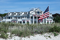 Grand beach house in Hyannis Port.