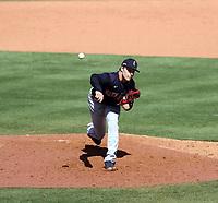 Phil Maton - Cleveland Indians 2021 spring training (Bill Mitchell)