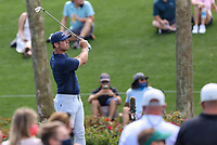 14th March 2021; Ponte Vedra Beach, Florida, USA;  Paul Casey of England plays a tee shot on the 3rd hole during the final round of THE PLAYERS Championship on March 14, 2021 at TPC Sawgrass Stadium Course in Ponte Vedra Beach, Fl.