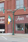 St. Patrick,Day,Saint,Patrick,Claremore,Oklahoma,Irish,Flag