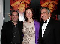 February 16 2006, Montreal (Qc) Canada<br /> -<br /> -<br /> -Raymond Bouchard<br /> Premiere QUE DIEU BENISSE L AMERIQUE   au cinema Imperial<br /> RV Cinema Quebecois<br /> Photo : Delphine Descamps / Images Distribution