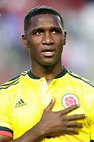 Colombia's Cristian Eduardo Zapata during international friendly match. June 7,2017.(ALTERPHOTOS/Acero) (NortePhoto.com) (NortePhoto.com)