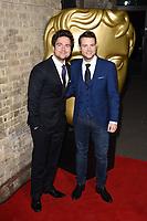Sam and Mark<br /> arriving for the BAFTA Childrens Awards 2017 at the Roundhouse, Camden, London<br /> <br /> <br /> ©Ash Knotek  D3353  26/11/2017