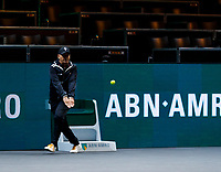 Rotterdam, The Netherlands, 12 Februari 2020, ABNAMRO World Tennis Tournament, Ahoy, <br /> Photo: www.tennisimages.com