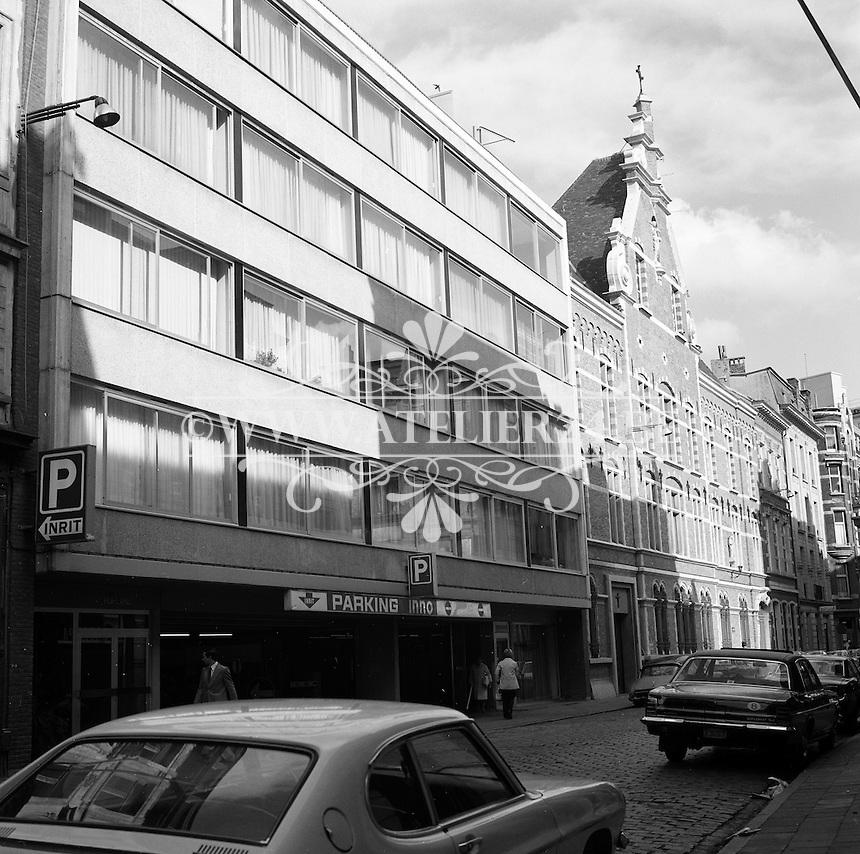 Oktober 1976. Antwerpen.