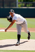 Charlie Leesman - Chicago White Sox 2009 Instructional League. .Photo by:  Bill Mitchell/Four Seam Images..