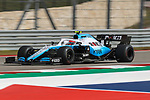 Williams Mercedes driver Robert Kubica (88) of Poland in action during the Formula 1 Emirates United States Grand Prix practice session held at the Circuit of the Americas racetrack in Austin,Texas.