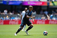SAN JOSE, CA - JUNE 8: Judson #93during a game between FC Dallas and San Jose Earthquakes at Avaya Stadium on June 8, 2019 in San Jose, California.