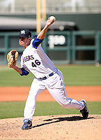 Beau Jones / Surprise Rafters 2008 Arizona Fall League..Photo by:  Bill Mitchell/Four Seam Images
