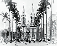 Sao Paulo - Cathedral