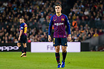 Philippe Coutinho of FC Barcelona during the La Liga 2018-19 match between FC Barcelona and Sevilla FC at Camp Nou Stadium on October 20 2018 in Barcelona, Spain. Photo by Vicens Gimenez / Power Sport Images