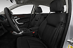 Front seat view of 2017 Buick Regal Sport-Touring 4 Door Sedan Front Seat  car photos