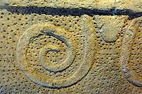 Im Museum des Tempel HagarQim, Malta, Europa, Unesco-Weltkulturerbe