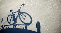 shadow bike<br /> <br /> Tour of Turkey 2014<br /> stage 7