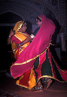 Clasical Indian Dancers