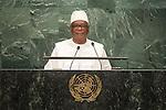 Mali<br /> H.E. Mr. Ibrahim Boubacar Keita<br /> President<br /> <br /> General Assembly Seventy-first session, 17th plenary meeting<br /> General Debate