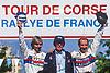 Didier AURIOL (FRA)-Bernard OCCELLI (FRA), LANCIA Delta Integrale 16v #1, Claudio LOMBARDI (ITA), Ingénieur Team Martini Lancia, TOUR DE CORSE 1990