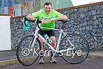 Tommy Sheehy has set himself a new fundraising challenge to cycle the height of Mount Everest in one day as he cycles the Short Mountain in Tralee