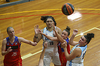 The Central Coast Crusaders play Bankstown Bruins in Round 1 of the Waratah League Womens Division 1 at Breakers Stadium on 7th of March, 2020 in Terrigal, NSW Australia. (Photo by Paul Barkley/LookPro)