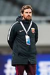 Manager Andre Villas-Boas of Shanghai SIPG FC looks on during their AFC Champions League 2017 Playoff Stage match between Shanghai SIPG FC (CHN) and Sukhothai FC (THA) at the Shanghai Stadium, on 07 February 2017 in Shanghai, China. Photo by Marcio Rodrigo Machado / Power Sport Images