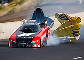 NHRA Mello Yello Drag Racing Series<br /> Mopar Mile-High NHRA Nationals<br /> Bandimere Speedway, Morrison, CO USA<br /> Saturday 22 July 2017 Cruz Pedregon, Snap-On, Toyota, Camry, Funny Car<br /> <br /> World Copyright: Mark Rebilas<br /> Rebilas Photo