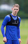 St Johnstone Training...02.07.21<br />Hayden Muller pictured in training today<br />Picture by Graeme Hart.<br />Copyright Perthshire Picture Agency<br />Tel: 01738 623350  Mobile: 07990 594431