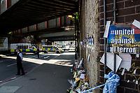 19.06.2017 - Finsbury Park Terrorist Attack - Aftermath