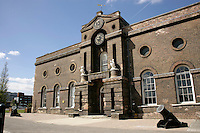 John Vanburgh's the Model Room later the Officers Mess at the Royal Arsenal site, Woolwich, southeast London, UK