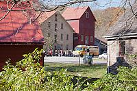 Fall Festival, Prallsville Mills, Stockton, New Jersey