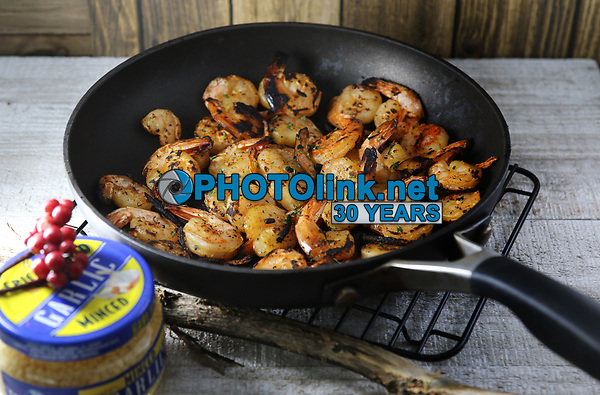 Cooked Shrimp<br /> Photo By Adam Scull/PHOTOlink.net