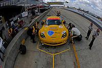 #3 (GT2) Corvette Racing ZR1, Jan Magnussen, Johnny O'Connell & Antonio Garcia