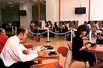 'EASYEVERYTHING INTERNET CAFE', VICTORIA, LONDON, UK 1999., 2000