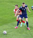 23.06.2021 Croatia v Scotland follow ups: Borna Barisic and Scott McTominay