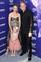 BRENTWOOD, LOS ANGELES, CA, USA - JUNE 07: Rebecca Gayheart, Georgia Dane, Eric Dane at the 13th Annual Chrysalis Butterfly Ball held at Brentwood County Estates on June 7, 2014 in Brentwood, Los Angeles, California, United States. (Photo by Xavier Collin/Celebrity Monitor)